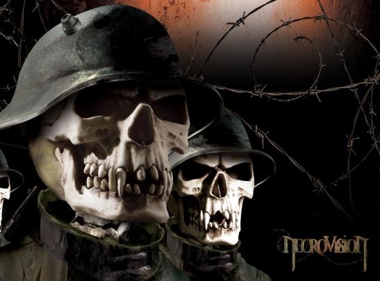 NecroVision demonios infernales en la Primera Guerra Mundial [Demo - Trailer]
