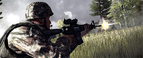 Codemaster aplaza Operation Flashpoint 2 para el invierno de 2009.