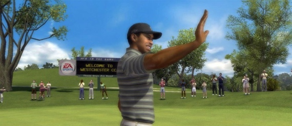 Wii Tiger Woods Pga Tour  Cheats