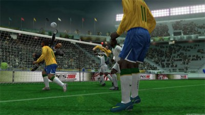 Konami lanza el primer video y fotos de Pro Evolution Soccer 2009 para Wii