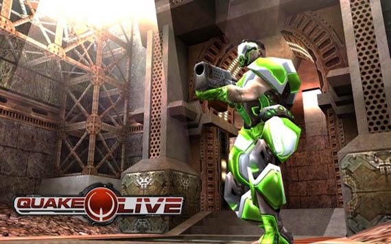 Quake Live el 24 de Febrero, Regalamos 4 invitaciones para que lo juegues antes!