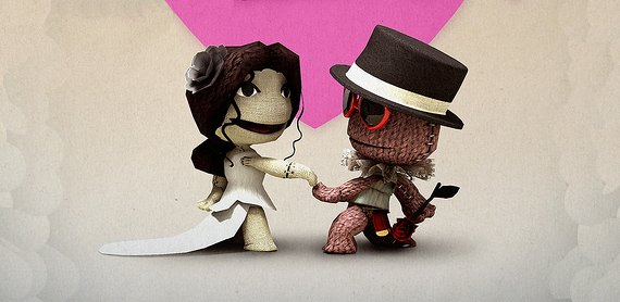 sackboy_married_coulple