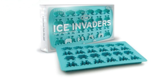 Cubos de Hielo - Space invaders