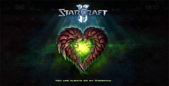 Los Sims y Starcraft 2 te mandan postales del día de los Enamorados