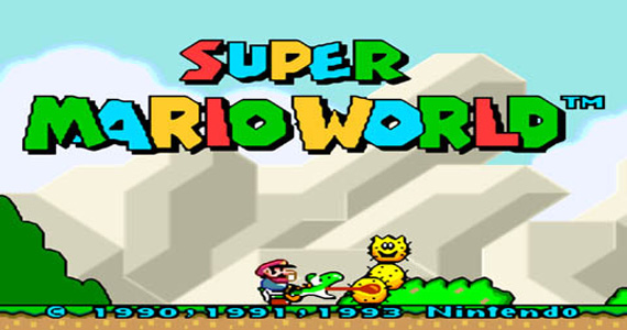 Mario World mod imposible [Videos]