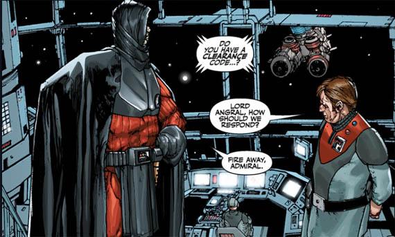 Comic de Star Wars: The Old Republic prepara el ambiente del MMORPG