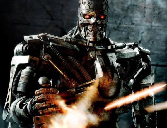 ¡Se viene Terminator Salvation, juego y película!