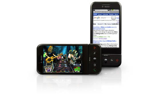 Anunciado Guitar Hero para Google Android