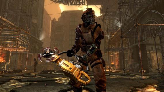 Primeras screenshots de The Pitt, expansión de Fallout 3