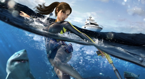 Video del contenido descargable Tomb Raider: Underworld