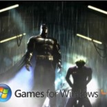 Batman: Arkham Asylum saldrá para PC por Games for Windows LIVE