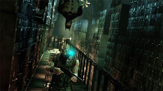 Depresión!! Batman: Arkham Asylum no tendrá muertes!