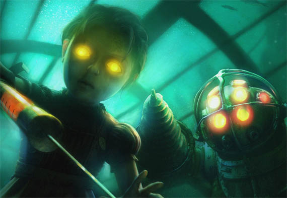 "Bioshock 2: Nada de modo Cooperativo y.. ya no nos llamamos ""The Sea of Dreams"""
