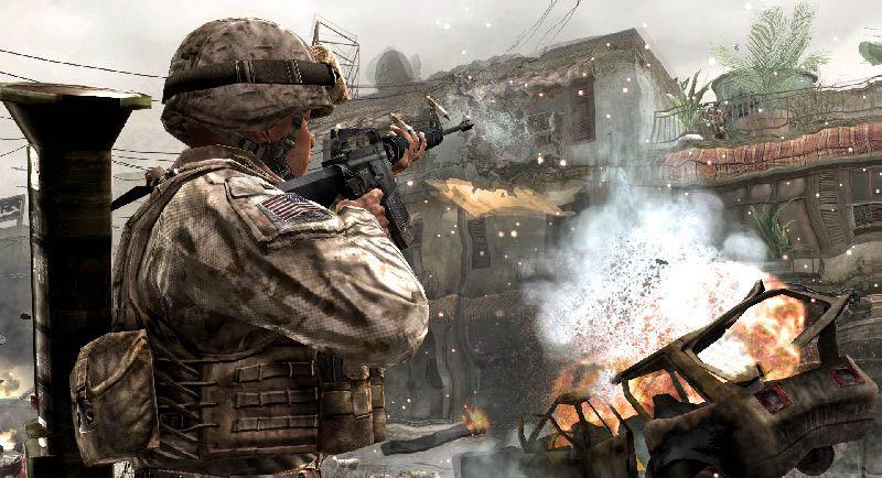 Call of Duty 4 acumula 15 Millones de jugadores solo en consolas
