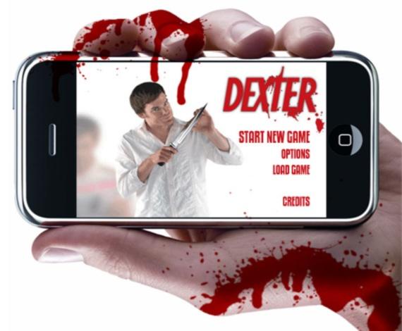 Imagenes del Juego Dexter para el iPhone
