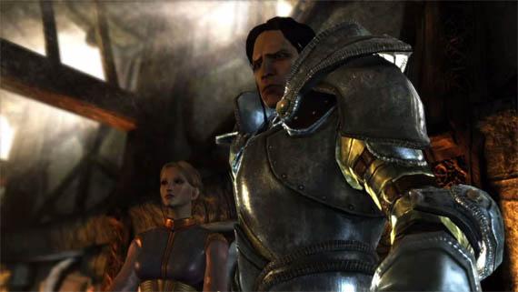 Nuevas screenshots de Dragon Age