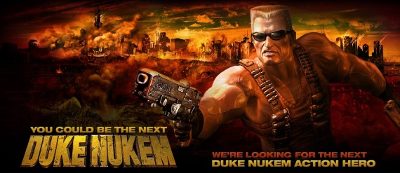 Tú puedes ser el próximo Duke - Hail to the king Baby!