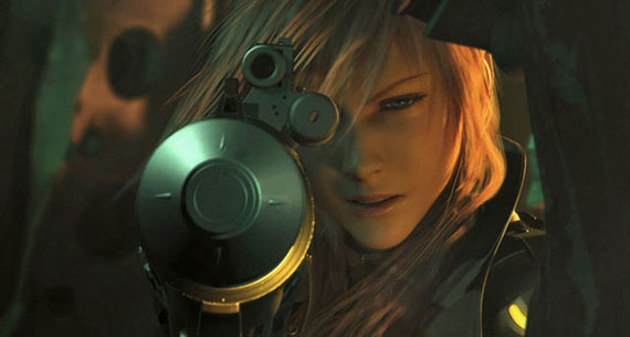 Nuevas screenshots de Final Fantasy XIII