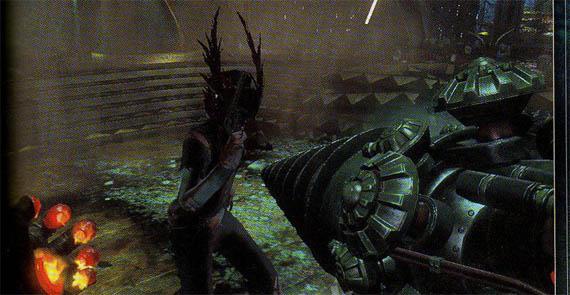 Gameinformer de Abril: Imágenes exclusivas de Bioshock 2 (shhhht!... y las tenemos!)