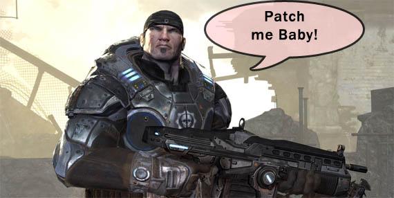 Gears of War 2: parche y nuevos mapas antes de fin de mes
