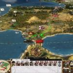 Vista general de un punto clave: El Paso de Gibraltar