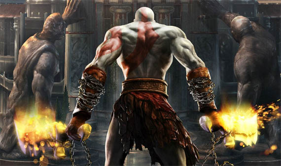 Trailer de God of War III con comentarios.. y se ve buenísimo