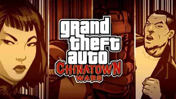 Grand Theft Auto: Chinatown Wars se ve increíble!! [Video]