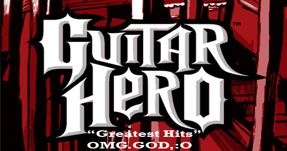 "Se prepara ""Greatest Hits"" de Guitar Hero"