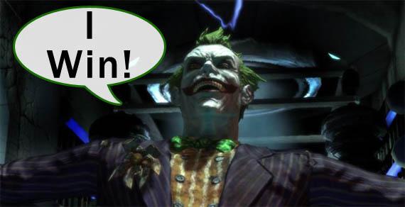 Nuevo trailer de Batman: Arkham Asylum... Batman SI mata a los enemigos!