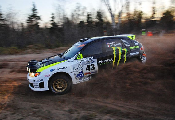 Ken Block: La nueva cara de DiRT 2 [Video]