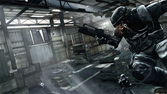 Killzone 2 se convierte en el cuarto juego vendido más rápidamente en el Reino Unido [Fail]