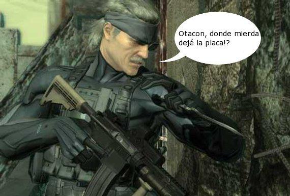 Konami quiere desarrollar un nuevo Metal Gear Solid