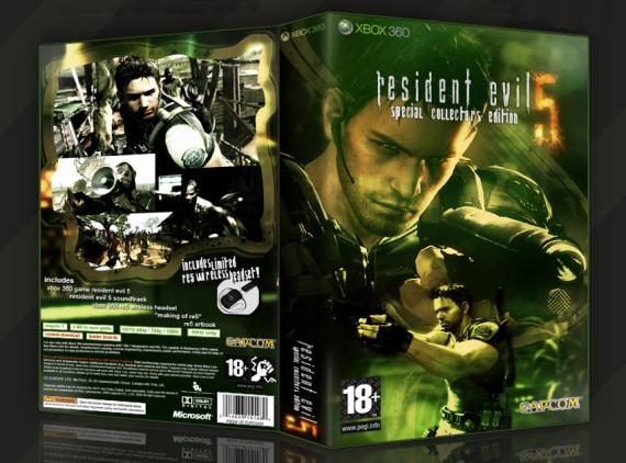 Locura por estreno de Resident Evil 5 [Videos]
