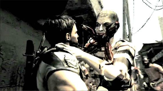 Resident Evil 5: Invasión de videos Gameplay
