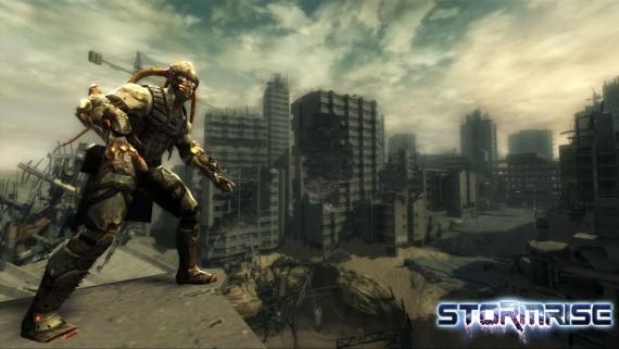 Stormrise: RTS diseñado para ser jugado con gamepad