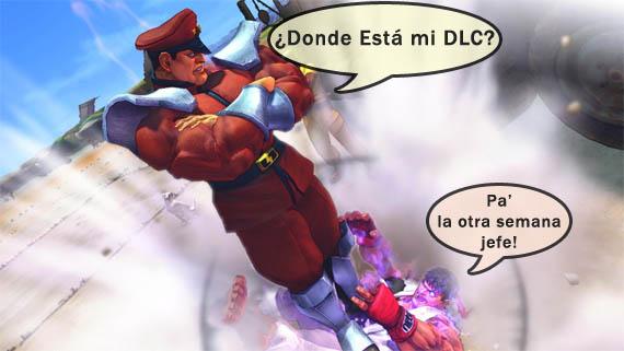Capcom promete DLC para Street Fighter IV pero aún no confirma fecha