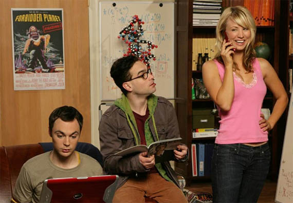 Estilo: Los Ñoños de Big Bang Theory tocan en Rock Band [Video]