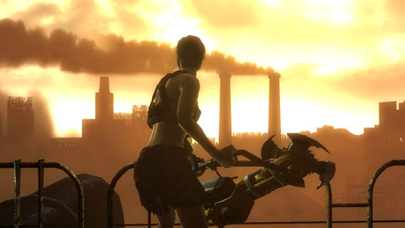 Primer Trailer gameplay de The Pitt, DLC de Fallout 3