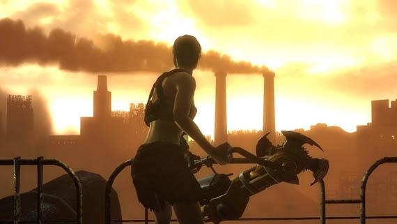 Primer Trailer gameplay de The Pitt, DLC de Fallout 3