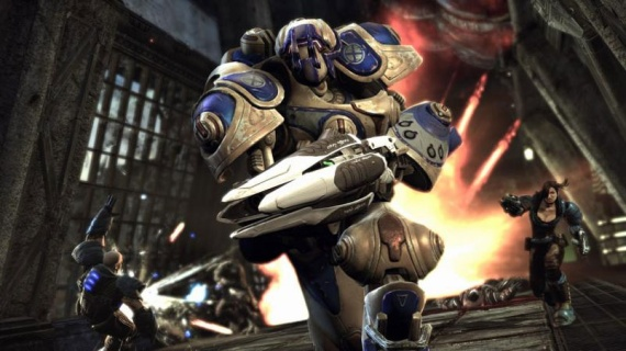 Unreal Tournament 3 fin de semana gratis por Steam