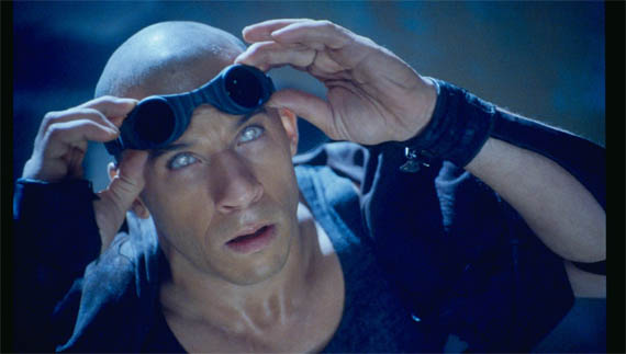 Vin Diesel habla de Riddick Dark Athena [Video]