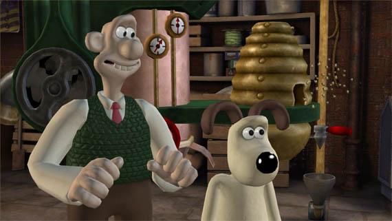 Descarga el demo de Wallace & Gromit para PC
