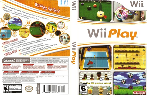 Wii Play ha vendido más de 10 millones de copias