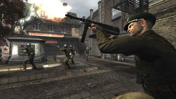 ID Libera screenshots oficiales de Wolfenstein... y nos muestran pulgas mutantes