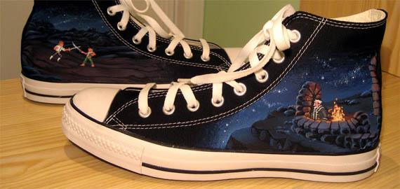 Zapatillas de Monkey Island... las queremos, ahora ya! [Fotos]