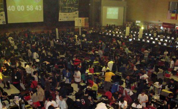 La LAN Party más larga sucedió en Malasia [12-4-2009]
