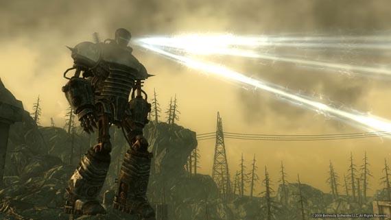 Nueva galería de Fallout 3 Broken Steel nos muestra a Alpha Prime volviéndose loco [DLC]