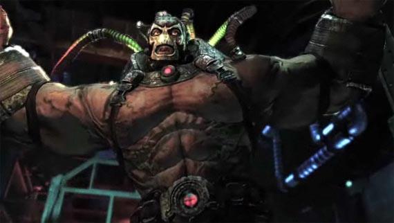 A cagar! Nuevo trailer de Batman: Arkham Asylum nos presenta a Bane