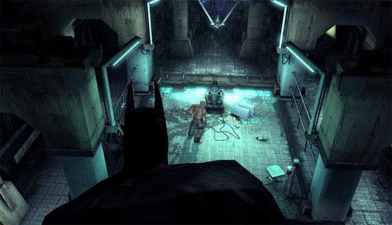Video gameplay extendido de Batman: Arkham Asylum