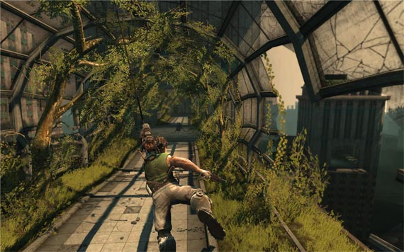 Informe de Laboratorio #001: El Brazo Biónico en Bionic Commando [Video]